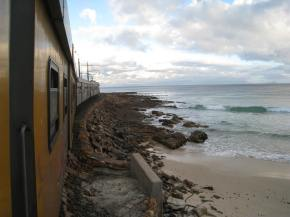 Train to Simon's Town