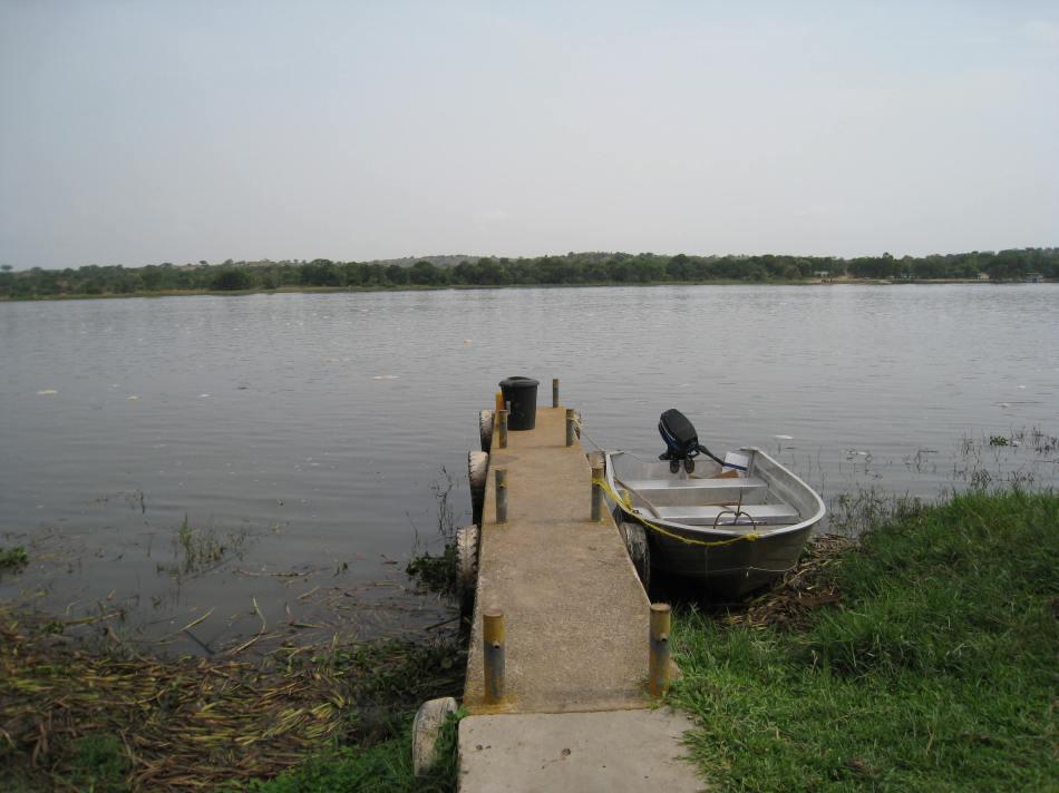 The Victoria Nile in Uganda