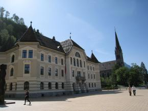 City Hall, Vaduz