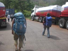 Rwanda Border Crossing